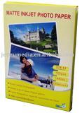 128gsm Matte Inkjet Paper (Cast coated)