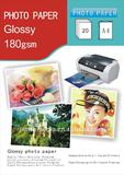 A4(100sheets)120g Cast-coated Glossy Photo Paper