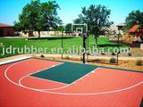interlocking PP sport ground (basketball sports court)