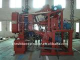 Tyre Tread Composited Extruder