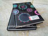 hardcover diary book