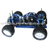 1/5 4WD gasoline truck with reverse system