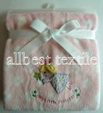 fleece baby blanket 100 polyester