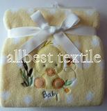 coral fleece blanket printed baby blanket nap blanket Babydecke baby products customized baby blanket
