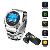 Cool Design Watch Mobile Phone with 3MP DVR & Bluetooth, BM002