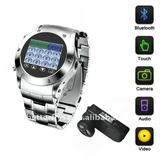 Cool Design Watch Mobile Phone with DVR & Bluetooth, BM002