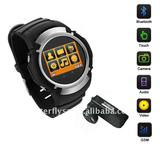 Cool Design Watch Mobile Phone with 3MP DVR & Bluetooth, BM004