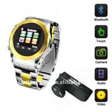 Cool Design Watch Mobile Phone with DVR & Bluetooth, BM006