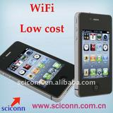 WiFi mobile phone i68 4G with low cost