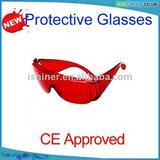 Dental Curing Light Dark Red Protective Glasses