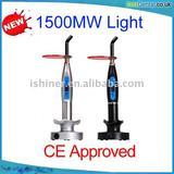 Dental Curing Light Wireless LED Lamp1500mw