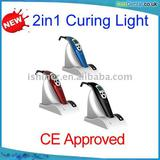 Dental Curing Light LED Lamp & Portable Teeth Whitening