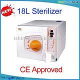 Dental Sterilizer Autoclave18L Vacuum Steam