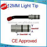 Dental Curing Light 12MM Black LED Optical Fiber Tip
