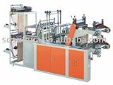 SH-650 Bag Making Machine for Roll Bags & T-shirt Bags