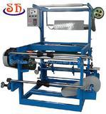 One Color Simple Rotogravure Plastic Printing Machine