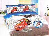 100% cotton cartoon kids bedding set
