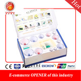 Traditional Chinese Cupping for Treatment With CE Certification 6pcs/set