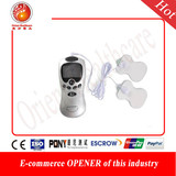 Good quality Tens Acupuncture Digital Therapy Machine Massager for neck, shoulder, hand