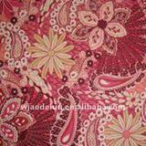 97% Cotton and 3% Spandex Print Fabric
