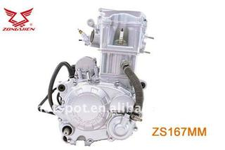 250cc Engine & Zs167mm(cg250 Water Cooled): China Suppliers