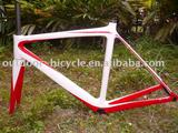 700c inside cable carbon road racing frame