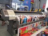 Eco Solvent Printer(3.2m, Epson DX5 head)
