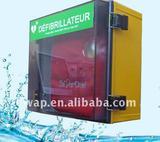 Plastic AED Cabinet