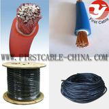 rubber or pvc insulated welding cable