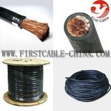 rubber weding cable