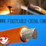 Tinned Copper Welding Cable  with Rubber Sheath