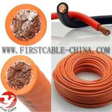 flexible tinned  copper conductor  welding cable
