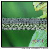 NEW! Afia 100%  wide colorful jacquardcotton lace YN-H0976A