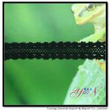 Afia  100%  wide  colorful jacquard  cotton lace YN-H0916-8