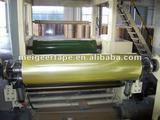 Our Turkey Customer Yellowish BOPP Tape Jumbo Rolls