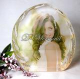 Crystal color printing iceberg gift ,crystal  photo iceberg ,customized photo available