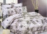 Luxury cozy printed bedding sets