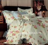 white and flower cheap bedding sets