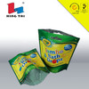 Stand up plastic bag factory; pe compound bag