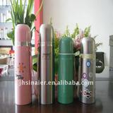 2011 Hot Sale Reliable Quaity Beautiful Design Double Wall Stainless Steel Vacuum Thermos HY-VF-50