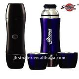 2011 Hot Sale Excellent Quaity Beautiful Design Double Wall Stainless Steel Vacuum Flask HY-VF-45