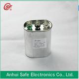 35+5UF Dual Capacitor Oval Run Capacitor Film Capacitor 440Vac