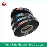 zph-al metallised polypropylene film with heavy edge 5.8um
