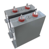 dc power capacitor for railway