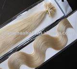 Remy Quality Nail Tip Human Hair Extension