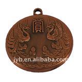Awards medal manufacturer , copper metal