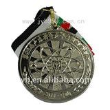 Zinc alloy medal, souvenir medal, metal medal, medals, medal  (JYB-32)