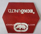 2011fashion garment silicone label/patch