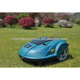 Li-ion automatic lawn mover,electric motor drive lawn mower