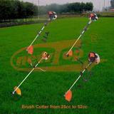 Brush cutter engine ( 43cc,Low-Noise)